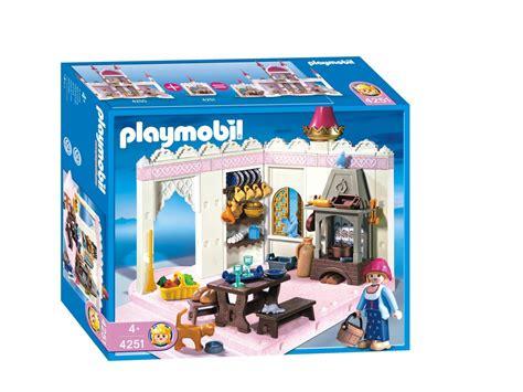 cuisine princesse playmobil cuisini 232 re et cuisine de princesse
