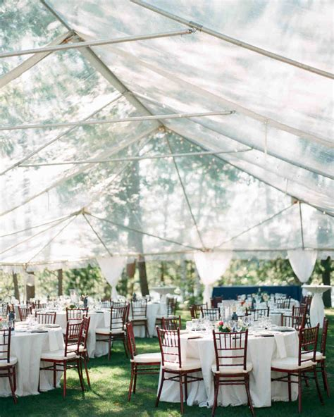 Wedding Tent Ideas by 33 Tent Decorating Ideas To Upgrade Your Wedding Reception