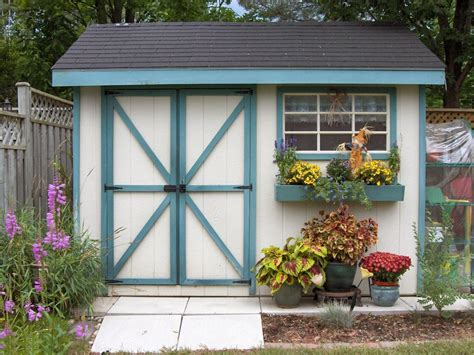 Garden Shed Windows Designs Photo Page Hgtv