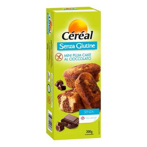 r r snack riso cioccolato6x21g compra subito su cereal mini plumcake cioccolato 200g compra subito su
