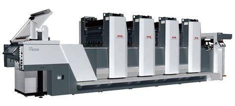ryobi 924 4 color printing press ryobi 760e press ready for print efficiently 2013
