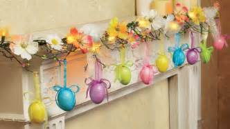 spring decorating ideas 2017 amazon com glittered easter egg lighted garland