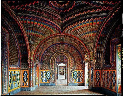 Peacock Room Italy by Di Sammezzano Tuscany Italy To Visit