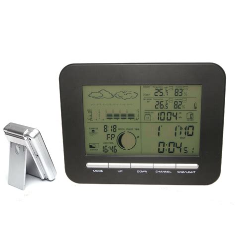 weather station household digital home barometer clock