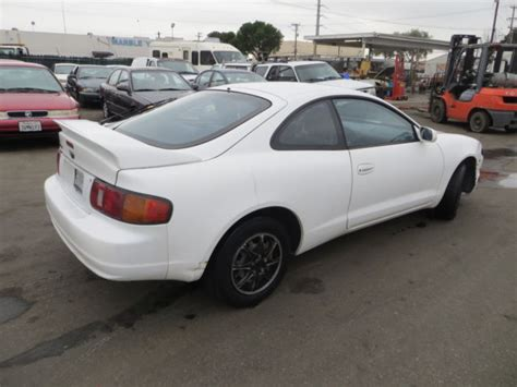 1994 toyota celica base coupe 2 door 1 8l no reserve