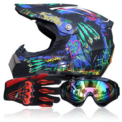 motocross helmet for sale sale dot road atv helmets dirt bike gear