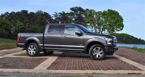 2015 ford 150 review 2015 ford f 150 platinum 4x4 supercrew review