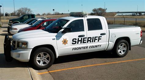 Dodge County Sheriff S Office by Frontier County