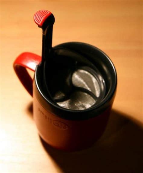 Mugs Design Inbuilt Plunger Mug