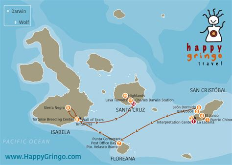 Galapagos Biking Tour