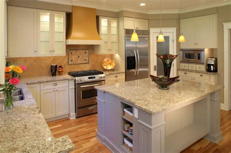 Kitchens With Different Colored Islands 32 spectacular white kitchens with honey and light wood