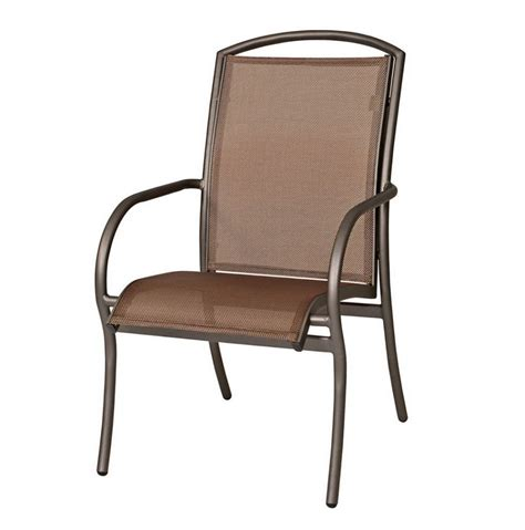 patio stacking chairs stackable patio chairs shop style selections driscol