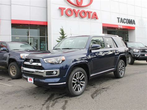 toyota 4runner 2014 for sale specs of the 2014 4runner for sale near olympia toyota