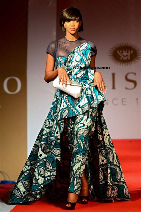 Robe Soiree En Pagne 2015 | vlisco fashion show cotonou 2012 collection ciaafrique