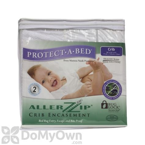 Protect A Bed Crib Mattress Protector by Bed Bug Crib Cover Protect A Bed Baby Crib Cover