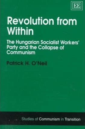 the revolution from within revolution from within patrick h o neil 9781858987668