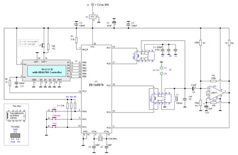inductance meter using pic microcontroller lc meter