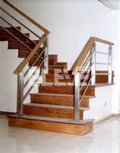 New Banister Cost Baranda De Escalera En Acero Inoxidable Con Parantes De
