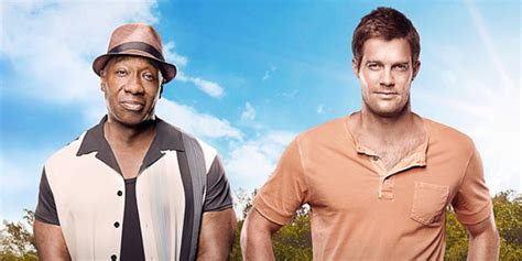 The Finder Michael Clarke Duncan In New Tv Series The Finder