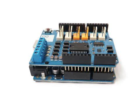 tutorial arduino motor shield arduino motor shield tutorial use arduino for projects