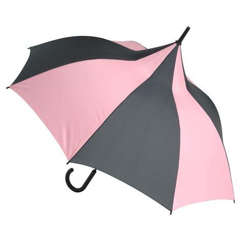 Candice Stylish Umbrella   Black & White Pagoda   Umbrella