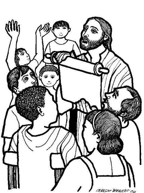 palabra por palabra fifth 1444110012 comentario evangelio dominical 3er domingo ordinario lc 4 14 21