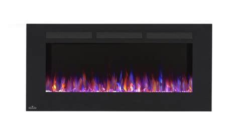 napoleon linear 42 quot nefl42fh 17 best ideas about wall mount electric fireplace on