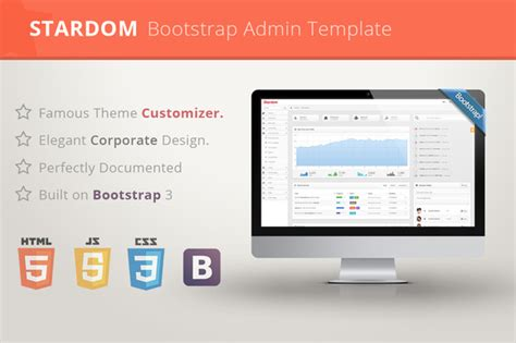 bootstrap feed template unicorn admin template bootstrap nulled 187 designtube