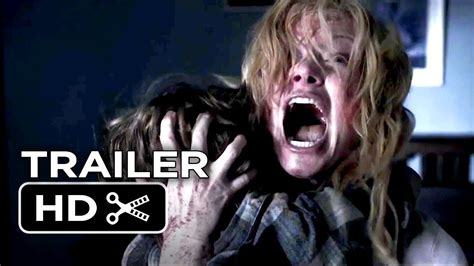 horror trailer the babadook official trailer 1 2014 essie davis