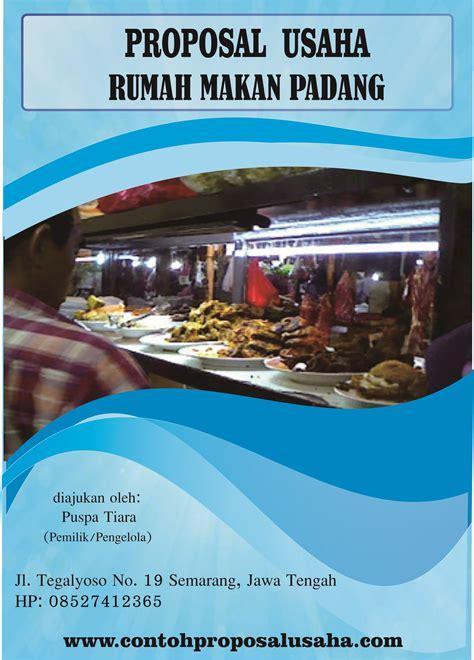Proposal Usaha Rumah Makan Ebook Downloads   Alice Vorgrimler