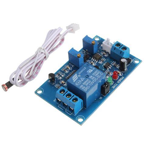 photoresistor relay module 12v car light switch photoresistor relay module light detection sensor ebay