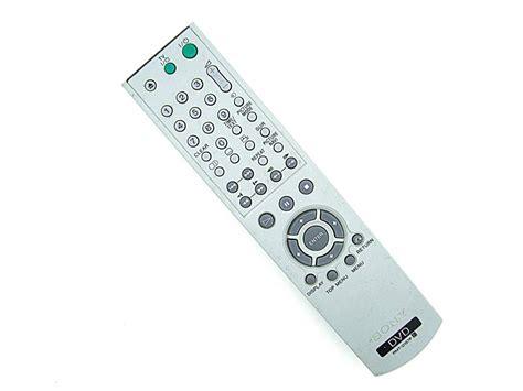 Remote Tv Sony Rmt Tx110p original sony rmt d157p dvd remote onlineshop