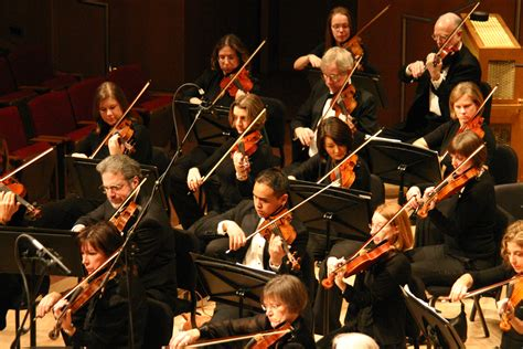 orchestra sections violin section jpg evanston symphony orchestra