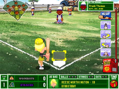 New Backyard Baseball by Triyae New Backyard Baseball Various Design