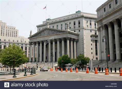 Supreme Court Of The State Of New York County Of Search New York County Supreme Court Civil Branch Of The Supreme Court Of Stock Photo