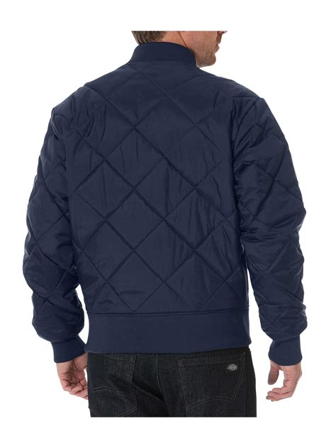 Quilted Locations dickies quilted jacket 61242