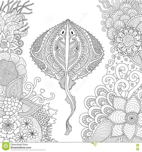 Monochrome Cartoons Illustrations Vector Stock Images