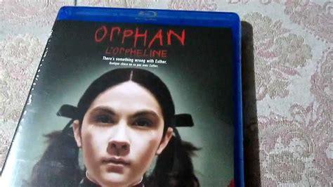 film like orphan orphan blu ray unboxing youtube