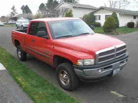 purchase used 2000 dodge ram 1500 lifted 4x4 off road leather look in fort worth texas purchase used 2000 dodge ram 1500 quad cab 4x4 in beaverton oregon united states