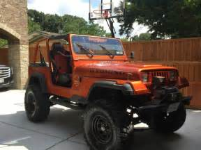1992 Jeep Wrangler Value 1992 Jeep Wrangler 6 Quot Lift With 35 Quot Mickey Thompson Tires