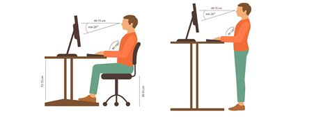 Ergonomic Standing Desk Setup Ergonomic Standing Desk Setup Ergonomic Standing Desk Setup Ergonomic Setup For Standing Desk