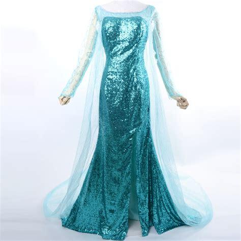 Princess Kostum Elsa Frozen frozen costume elsa dress princess elsa snow costume costumes for