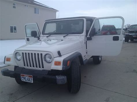 4 Door Jeep Wrangler For Sale 10000 Purchase Used 2004 Jeep Wrangler Sport Sport Utility 2