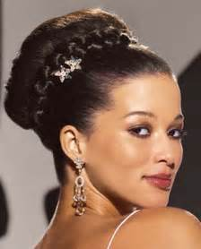 Bridesmaid hairstyles for long black hair expensive wedding