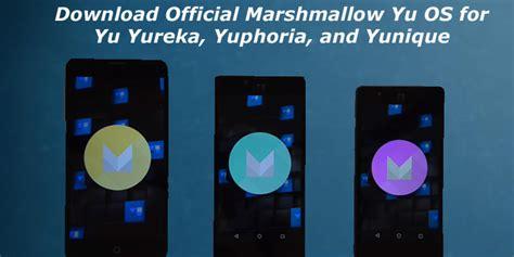 download themes for yu yuphoria download official marshmallow yu os for yu yureka