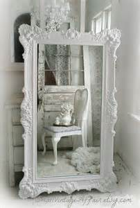 shabby chic floor standing mirror unavailable listing on etsy