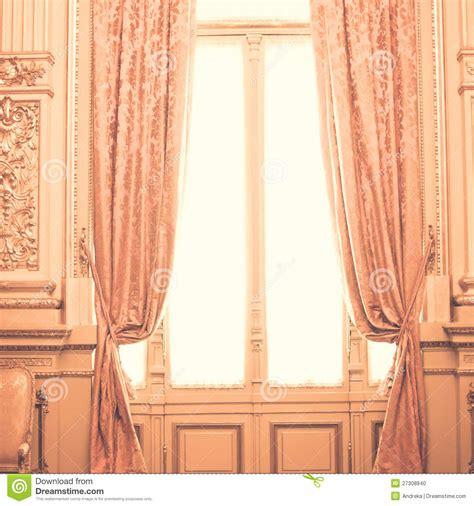 tende rosa tende rosa fotografia stock immagine di interno