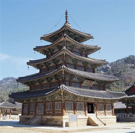 korean buddhist pagodas