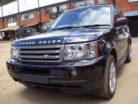 land rover kenya used cars kenya 2006 range rover sport nairobi