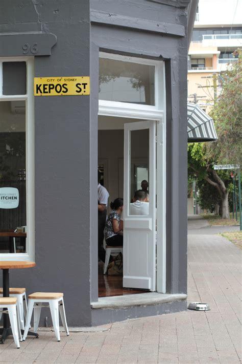 Kepos Kitchen Menu by Kepos Kitchen Redfern Brasserie Bread